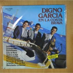 DIGNO GARCIA - EN LA COSTA BRAVA - LP