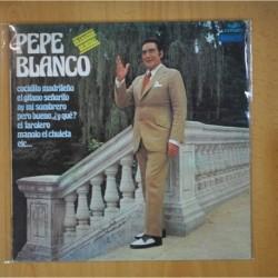 PEPE BLANCO - PEPE BLANCO - LP