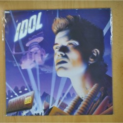 BILLY IDOL - CHARMED LIFE - LP