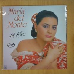 MARIA DEL MONTE - AL ALBA - LP