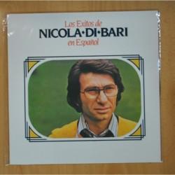 NICOLA DI BARI - LOS EXITOS DE NICOLA DI BARI EN ESPAÑOL - LP