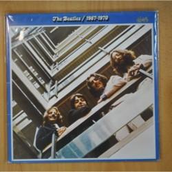 THE BEATLES - THE BEATLES 1967-1970 - GATEFOLD - 2 LP