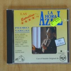 PEDRO VARGAS - LAS ESTRELLAS DE LA HORA AZUL - CD