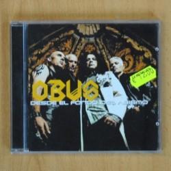 OBUS - DESDE EL FONDE DEL ABISMO - CD