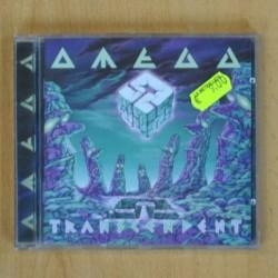 OMEGA - TRANSCENDENT - CD