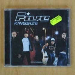 FIVE - KINGSIZE - CD