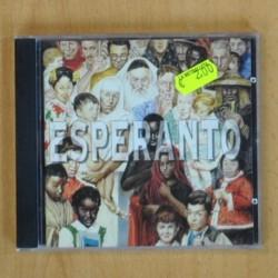 ESPERANTO - ESPRANTO - CD