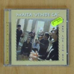 MAITA VENDE CA - NO HAY LUZ SIN DIA - CD