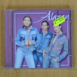 ALAZAN - REINAS DE CORAZONES - CD