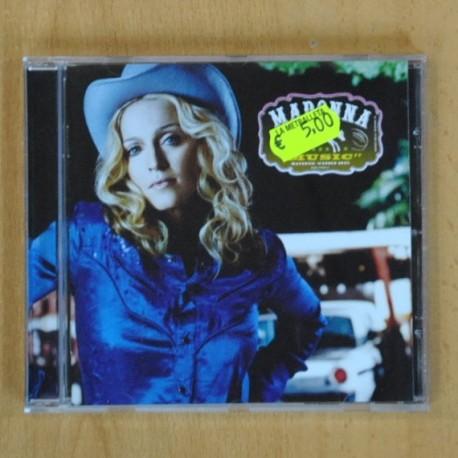 MADONNA - MUSIC - CD