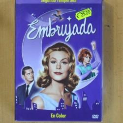 EMBRUJADA - SEGUNDA TEMPORADA - DVD