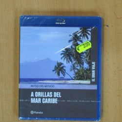 A ORILLAS DEL MAR CARIBE - BLU RAY