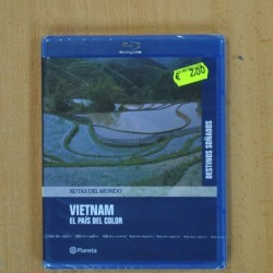 VIETNAM - EL PAIS DEL COLOR - BLU RAY