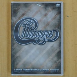 CHICAGO - LIVE PERFORMANCE 1977 - DVD