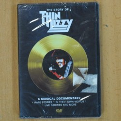 THIN LIZZY - THE STORY OF - DVD