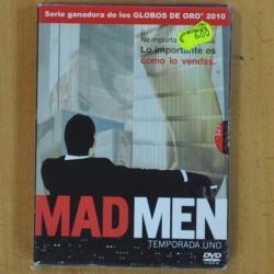 MAD MEN - TEMPORADA UNO - DVD
