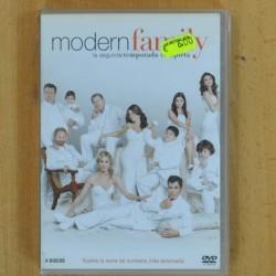 MODERN FAMILY - SEGUNDA TEMPORADA - DVD