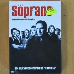 LOS SOPRANO - SEGUNDA TEMPORADA - DVD