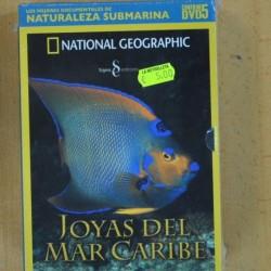 JOYAS DEL MAR CARIBE - 5 DVD