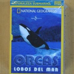 ORCAS LOBOS DEL MAR - 5 DVD
