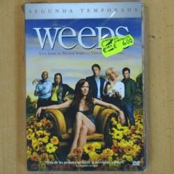 WEEDS - SEGUNDA TEMPORADA - DVD