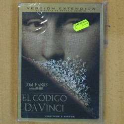 EL CODIGO DA VINCI - VERSION EXTENDIDA - DVD