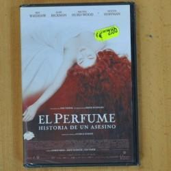 EL PERFUME HISTORIA DE UN ASESINO - DVD