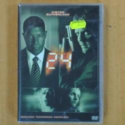 24 - SEGUNDA TEMPORADA - DVD