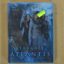 STARGATE ATLANTIS - SEGUNDA TEMPORADA - DVD