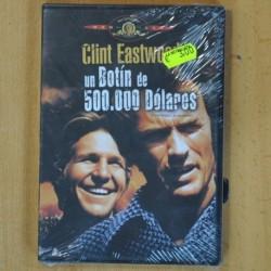 UN BOTIN DE 500.000 DOLARES - DVD
