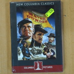 MAYOR DUNDEE - DVD