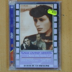 ROMA CIUDAD ABIERTA - DVD