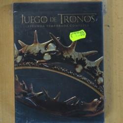 JUEGO DE TRONOS - SEGUNDA TEMPORADA - DVD