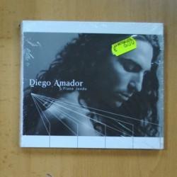 DIEGO AMADOR - PIANO JONDO - CD