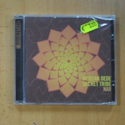 MERCAN DEDE SECRET TRIBE - NAR - CD
