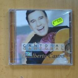 GUALBERTO CASTRO - CANTO A CANTORAL - CD