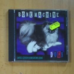 BONEMACHINE - DOGS - CD