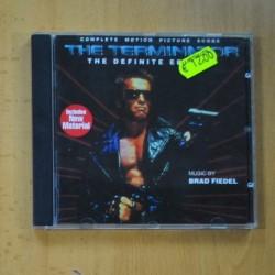 BRAD FIEDEL - TERMINATOR - CD