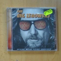 VARIOS - THE BIG LEBOWSKI - CD