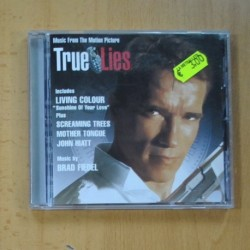 BRAD FIEDEL - TRUE LIES - CD