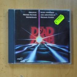 MICHAEL KAMEN - THE DEAD ZONE - CD