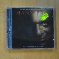 HANS ZIMMER - HANNIBAL - CD