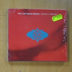 AFRO CELT SOUND SYSTEM - VOLUMEN 2 RELEASE - CD