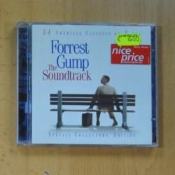 VARIOS - FORREST GUMP - CD