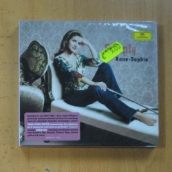 ANNE SOPHIE MUTTER - SIMMPLY - CD