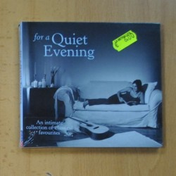 VARIOS - FOR A QUIET EVENING - CD