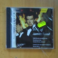 VARIOS - BEST OF JAMES BOND - CD