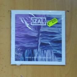 IZAL - MAGIA Y EFECTOS ESPECIALES - CD