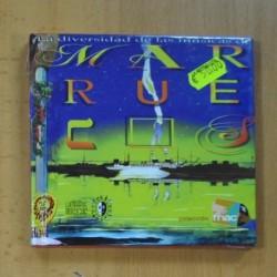 VARIOS - LA DIVERSIDAD DE LA MUSICA MARRUECOS - CD