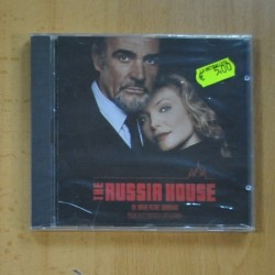VARIOS - THE RUSSIA HOUSE - CD
